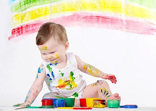 Зачем рисовать ребенку