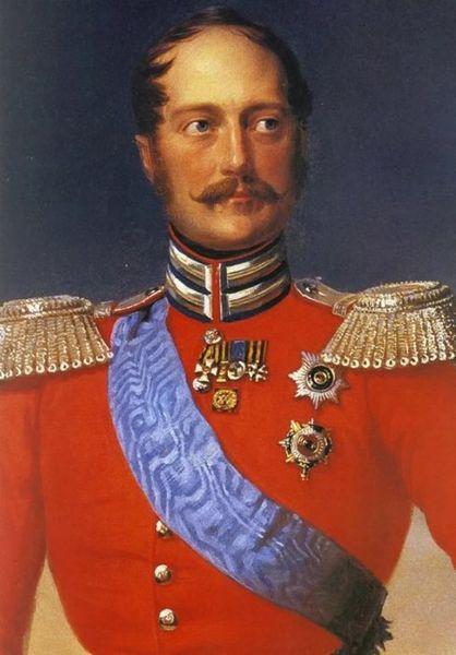 Николай I, портрет