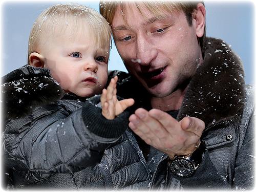 Дети звёзд. Плющенко
