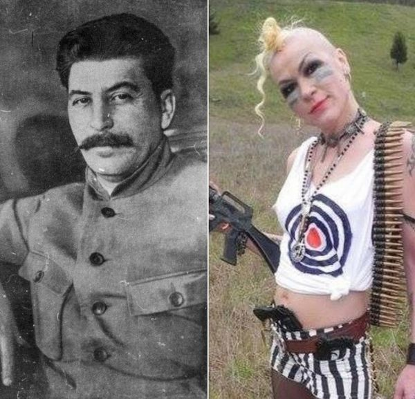 Внучка Сталина