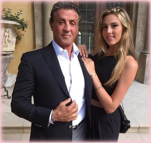 Круче Сталлоне – только дочки Сталлоне!