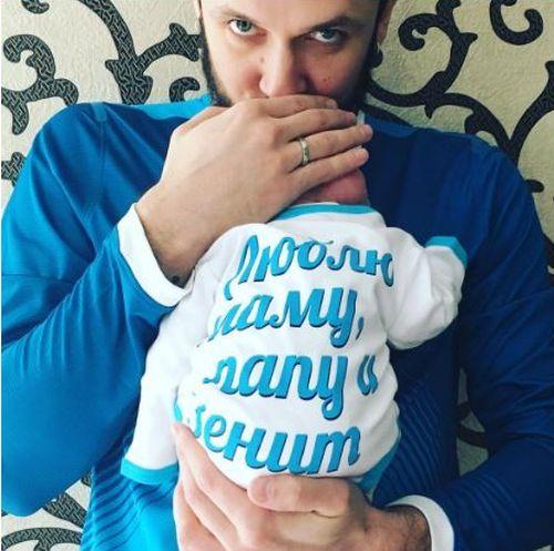 Татьяна Волосожар и Максим Траньков стали родителями