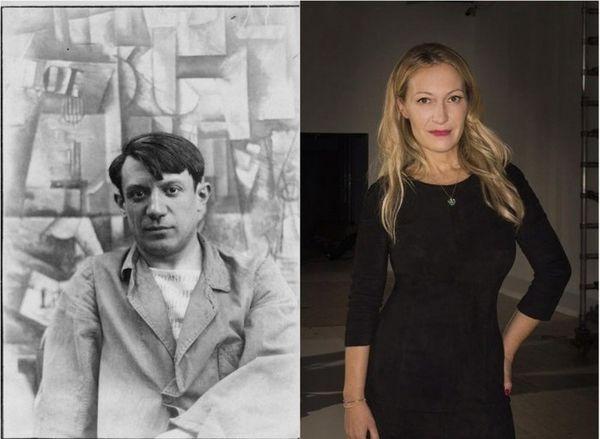 Внучка Пабло Пикассо